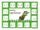 Lucky Leprechaun Short Vowel Partner Game