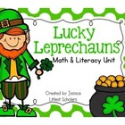 Lucky Leprechauns Math and Literacy Unit [Common Core Aligned]