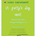 Lucky Leprechaun&#039;s St. Patty&#039;s Day Packet