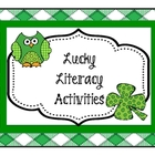 Lucky Literacy Activities