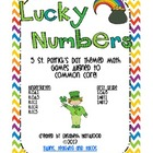 Lucky Numbers: Common Core Math Games
