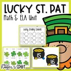 Lucky St. Pats {Math and ELA Centers}