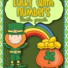 Lucky With Numbers: St. Patrick's Day Math Packet