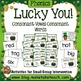 Lucky You!  A CVC St. Patrick&#039;s Day Game