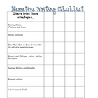 Lucy Calkins Units of Study Personal Narratives Strategy C