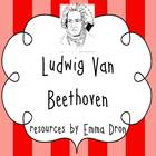 Ludwig van Beethoven! A resource pack with information and