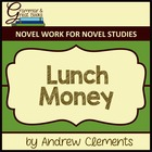 Lunch Money: A Common Core Grammar & Vocabulary Review