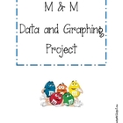 M & M Data and Graphing