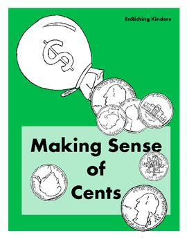 MAKING SENSE OF CENTS:  MY MONEY BOOK