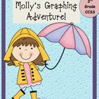 MATH Common Core - Molly's Graphing Adventure!