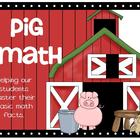 MATH FACTS timing- PIG Math