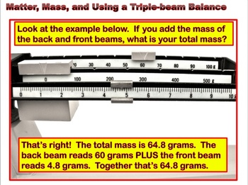 MATTER, WEIGHT, MASS & VOLUME- PowerPoint Lessons- part 1