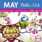 MAY COMMON CORE &amp; MORE {2nd Grade}