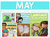 MAY: Speech/Language Bundle