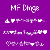 MF Dings Font
