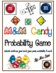 M&amp;M Candy Probability Game! (Great Center or Workstation!)