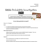 M&amp;M Probability Investigation - Do We Always Get What We Expect?