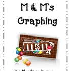 M&amp;M&#039;s Graphing
