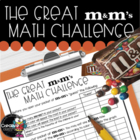 M&amp;M&#039;s Math Challenge