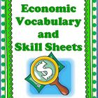 MORE Economics Vocabulary & Activities   NO PREP!