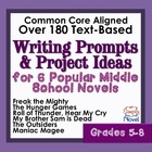 MORE Writing Prompts for Middle School