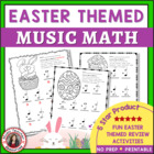MUSIC: Easter Music Math
