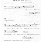 MUSIC THEORY PACK: FUN Worksheets Reading/Intervals/Clefs...