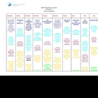 MYP Humanities Level III Curriculum Map