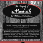 Macbeth Literature Guide (First Edition)