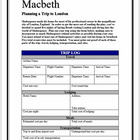 Macbeth - Planning a trip to London