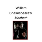 Macbeth Student Study Guide