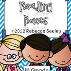 Macmillan Reading Boxes 1st Grade (Treasures)
