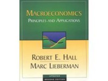 Macroeconomics With Infotrac by Marc Lieberman 2003