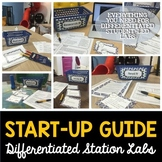 Mad Science Station Labs - Start-Up Guide