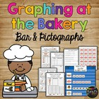 Made From Scratch at the Bakery GRAPHING Graphs First Grade