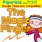Magic Finger Literature Unit