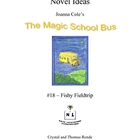 Magic School Bus Book # 18 - A Literature and Science Conn