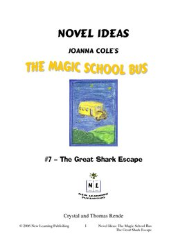 Magic School Bus Book #7 - A Literature and Science Connec