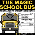 Magic School Bus Chapter Book #2: The Search for the Missi