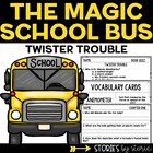 Magic School Bus Chapter Book #5: Twister Trouble