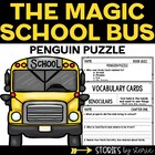 Magic School Bus Chapter Book #8: Penguin Puzzle