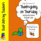 Magic Tree House #27: Thanksgiving on Thursday by Mary Pop