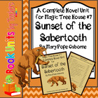 Magic Tree House #7: Sunset of the Sabertooth by Mary Pope
