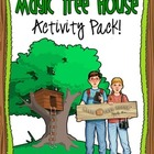 Magic Tree House Activity Pack!