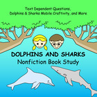 Magic Tree House Research Guide: Dolphins and Sharks Nonfi
