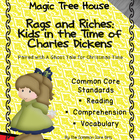 Magic Treehouse Rags and Riches/Christmas-Differentiated I