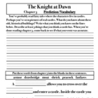 Magic Treehouse The Knight at Dawn Literature Unit
