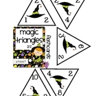 Magic Triangles:2's