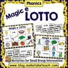 Magic e Lotto