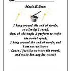 Magic e Poem-Silent e Rule